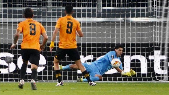 Tendang Wolverhampton, Sevilla Incar Manchester United di Semifinal Liga Europa