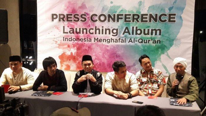 DAQU Libatkan Sejumlah Musisi Tanah Air dalam Album Religi Indonesia Menghafal Alquran