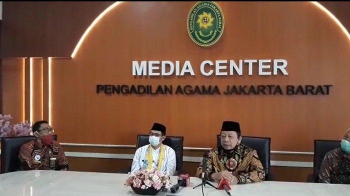 Pengadilan Agama Jakarta Barat Luncurkan 6 Aplikasi, Urus Perceraian Tak Perlu Antre