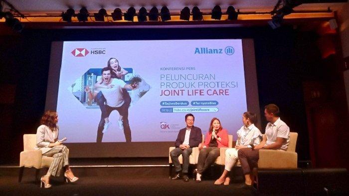 Luncurkan Asuransi Jiwa Joint Life Care, Allianz dan HSBC ...