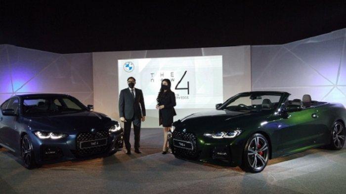 Hadirkan Varian Coupe dan Convertible, BMW Seri 4 Meluncur dengan Harga Mulai Rp 1,39 Miliar