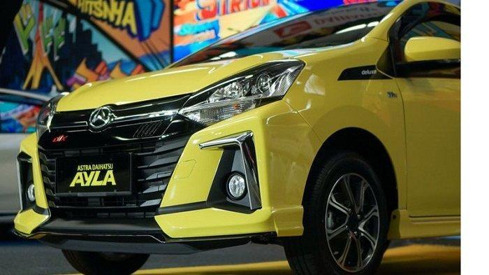 Ada 12 Varian dan 2 Tipe Mesin, Simak Perbedaan Daihatsu Ayla Facelift Termurah dan Termahal Ini