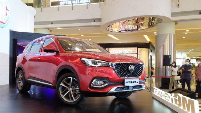 Bisa Dipesan Sekarang, MG Tawarkan HS i-Smart dengan Promo Menarik