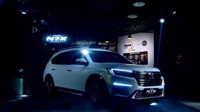 Honda Sebut N7X Berpotensi Besar Diproduksi Secara Massal di Indonesia, Kira-kira Kapan?