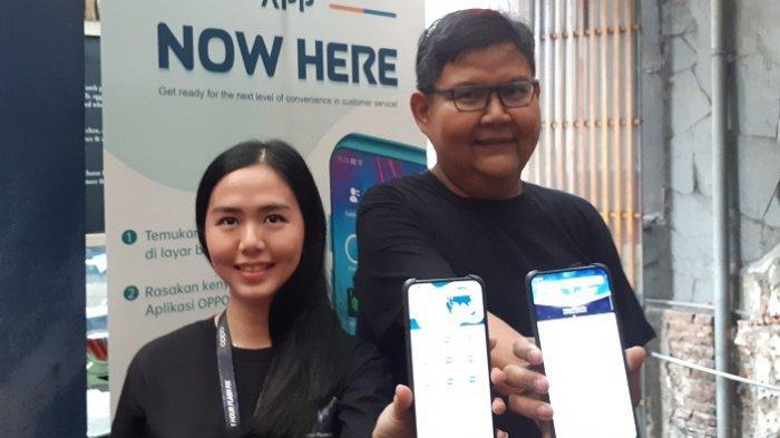 Oppo Service App Diluncurkan Ada Dokter Pendeteksi Kerusakan Ponsel Ini Fitur Fitur Unggulannya Warta Kota