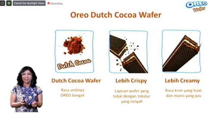 Penuhi Pilihan Ragam Biskuit, Oreo Wafer Hadir dengan Dua Rasa Unik, Choco Vanilla dan Double Choco