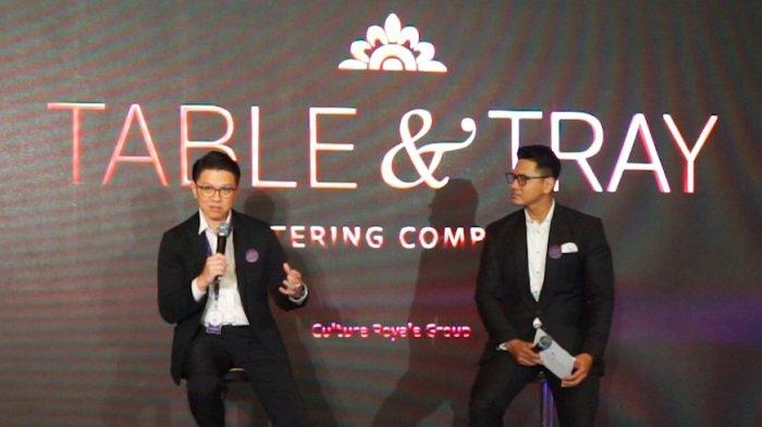 Culture Royale Group Luncurkan Brand Baru : Table & Tray Catering Company