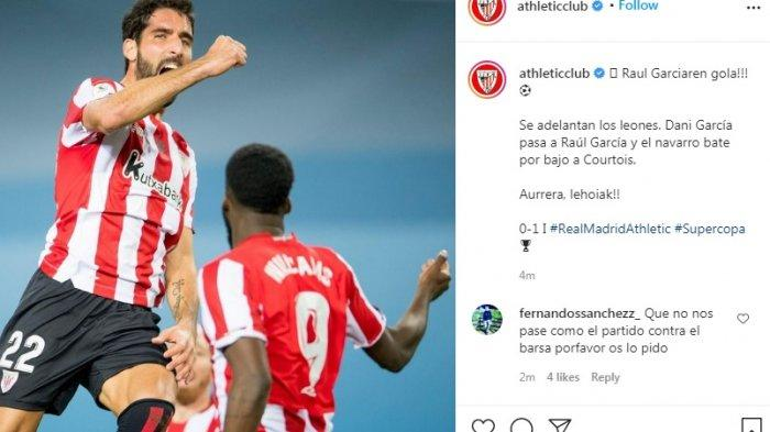 Link Live Semifinal Copa del Rey Levante vs Bilbao: Marcelino Waspada dengan Ambisi Besar Levante