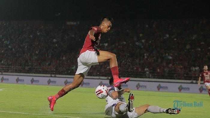 Bali United VSCeres Negros,Lerby Eliandry: Target Kami 3 Poin