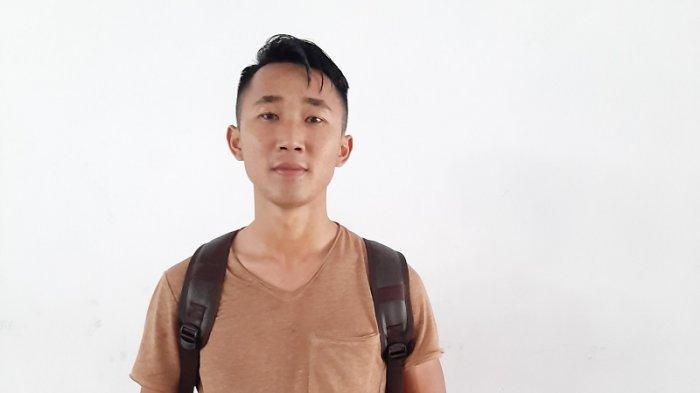 Pemain baru Persita Tangerang, Miftah Anwar Sani.