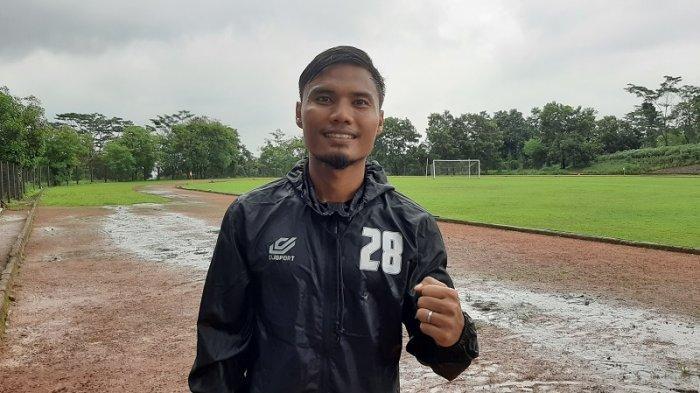 Meski PSBB, Aditya Putra Dewa Selalu Ngobrol dengan Rekan dan Pelatih di Tira Persikabo