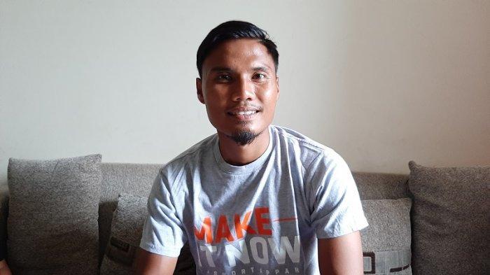 Aditya Putra Dewa Jadikan Keluarga Sebagai Pelecut Semangat di Lapangan Hijau
