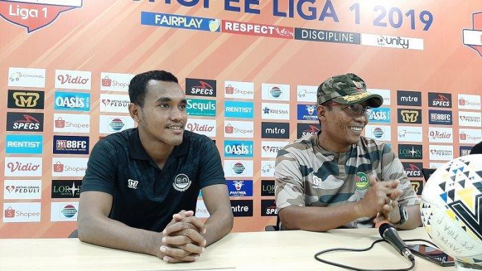 Kontrak di Persikabo Bogor Belum Jelas, Muhammad Kasim Slamat Siap Melompat ke Sriwijaya FC