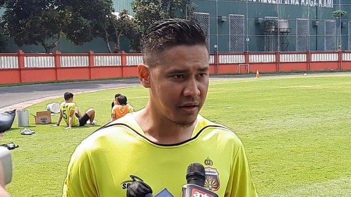 Indra Kahfi Kapten Tim Bhayangkara Solo FC Ajak Semua Suporter Ikut Sukseskan Piala Menpora