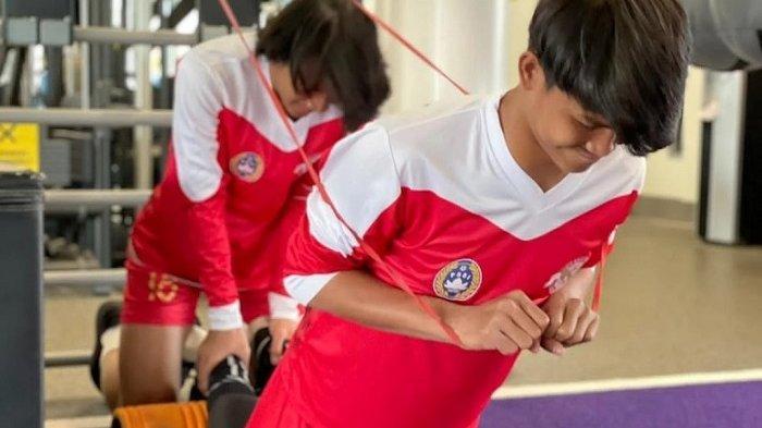 Hadapi Leeds United U-18, Des Walker Ingin Garuda Select Jilid 3 Tampil Seperti Saat Lawan QPR U-18