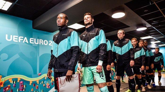 David Alaba Ingin Bawa Austria Cetak Sejarah, Lolos ke 16 Besar Piala Eropa untuk Pertama Kalinya