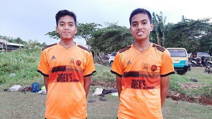 Si Kembar dari Jirex's Football Academy Indonesia Bertekad Masuk Timnas Indonesia