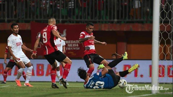 Link Live Streaming Madura United vs PSM Makassar di RCTI Sore Ini Pukul 15.30. Siapa Lawan Persija?
