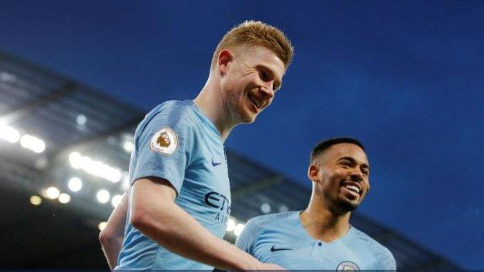 Sedang Berlangsung Live Streaming Manchester City Vs Leicester City di Mola TV
