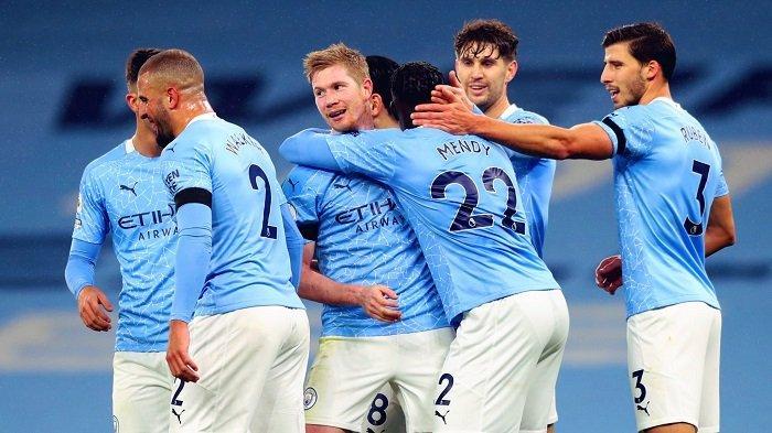 Prediksi Pemain dan Live Streaming Burnley vs Manchester City, Misi City Jauhi Manchester United