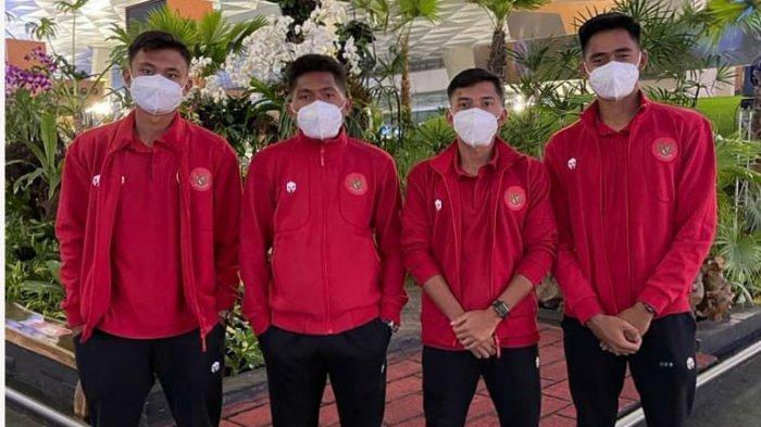 Inilah empat pemain muda Borneo FC yang ikut TC Timnas U-19 di Spanyol
