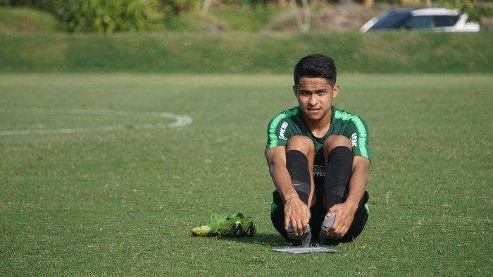 PSS Sleman Tetap Pertahankan Pilar Timnas U-23 Indonesia Irkham Mila untuk Musim 2020