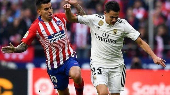 Live Streaming Real Madrid vs Atletico Madrid di Turnamen ICC 2019, Main Sabtu Ini Pukul 06.30 WIB
