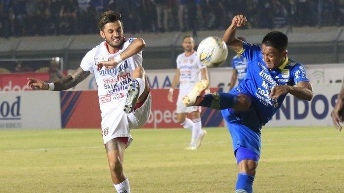 Winger Febri Hariyadi Sudah Cetak 6 Gol Buat Persib Bandung, Sejajar King Eze