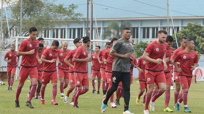 Persija Jakarta Berencana Tambah Empat Pemain Baru