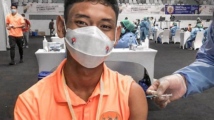 Dua Pemain Persija Jakarta Otavio Dutra dan Salman Alfarid Senang Mendapatkan Vaksin Covid-19