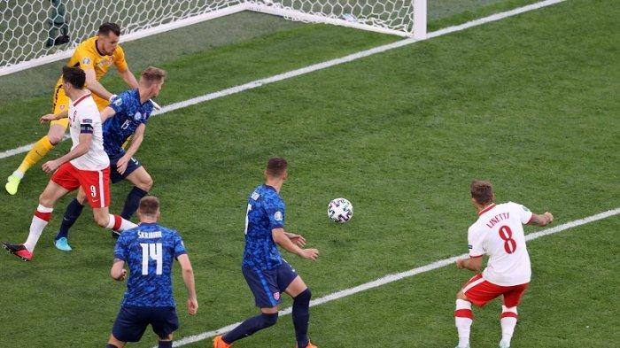Polandia Takluk 1-2 Atas Slowakia di Laga Perdana Piala Eropa 2020, Bek Polandia: Kami Kurang Kejam