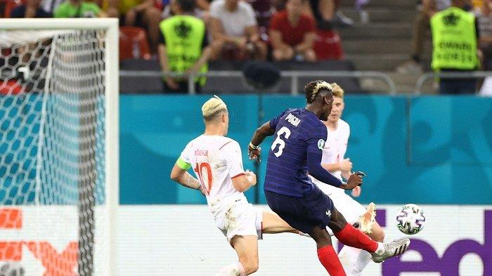 Piala Eropa 2020 Prancis Vs Swiss 3-3, Penentuan Pemenang Lewat Adu Penalti