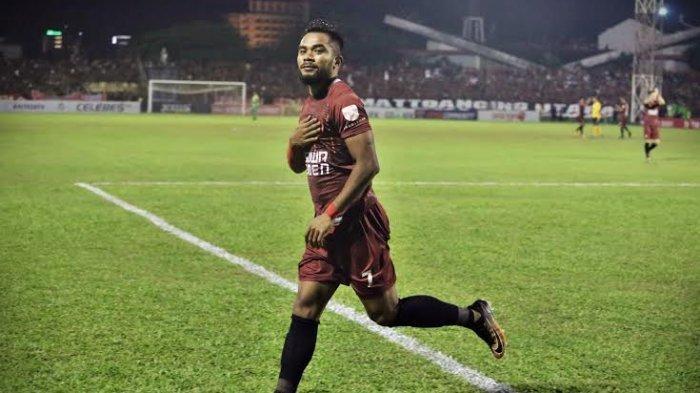 PSM Makassar Juara Piala Indonesia 2018, Zulham Zamrun Sabet 2 Penghargaan, Top Skor dan Best Player