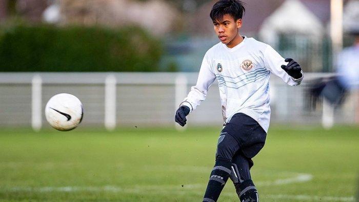 Gara-gara Sakit Demam, Kapten Timnas Indonesia U-19 David Maulana Kena Lockdown di Inggris