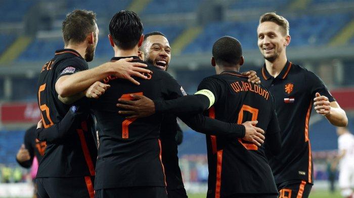 Belanda Gagal ke Semifinal UEFA Nations League Usai Tekuk Polandia