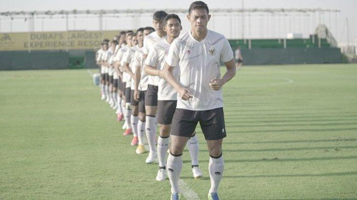 Demi Pulihkan Fisik, Enam Pemain Timnas Indonesia Dapat Latihan Tambahan dari Pelatih Shin Tae-yong
