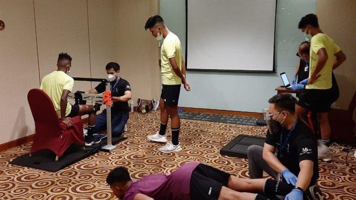 TC Timnas Indonesia U-16 Dilengkapi dengan Metode Sport Science