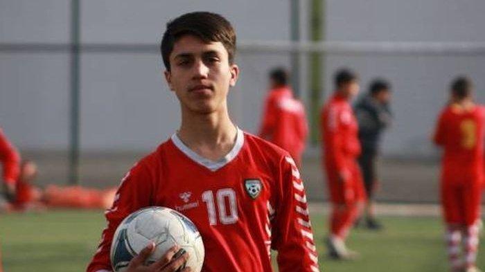 Hindari Konflik di Negaranya, Pemain Timnas Afghanistan U-17 Zaki Anwari Tewas Jatuh dari Pesawat AS
