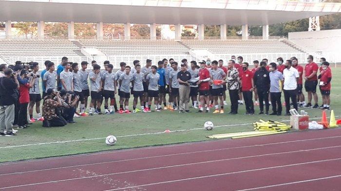 Timnas U-19 Indonesia Ditantang Tim Masa Kecil Marko Simic dan Luka Modric di Kroasia