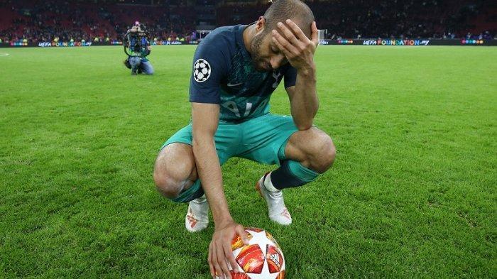 Lucas Moura Menangis Setiap Kali Menyaksikan Rekaman Video Kemenangan Tottenham atas Ajax