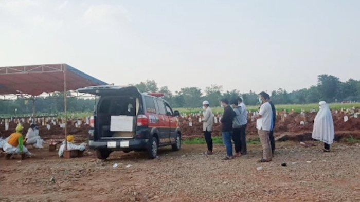 Pemakaian Mobil Jenazah Covid-19 di Kota Bekasi Mencapai 292 Orang Dalam Waktu 15 Hari