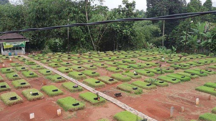 Gawat, Kasus Kematian Covid-19 Meroket Pemakaman Jenazah Virus Corona di TPU Jombang Antre