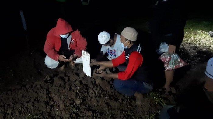 5 Korban Tewas Kebakaran di Matraman Dimakamkan di TPU Pondok Ranggon