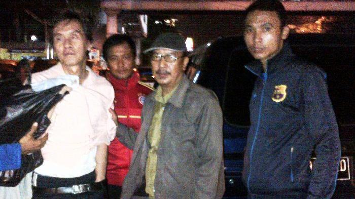 Kaum Pemalak Modus Pengemis Dibekuk P3S Jakarta Pusat