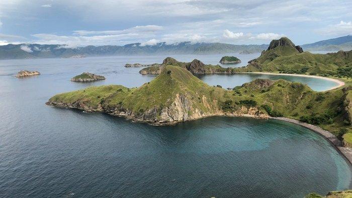 Pulau Padar Labuan Bajo, Tempat Terbaik Menikmati Keindahan Taman Nasional Komodo
