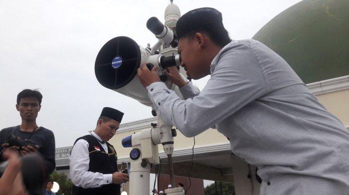 DAFTAR Lengkap 82 Lokasi Pemantauan Hilal Penetapan Awal Ramadan 1441 Hijriah, Jawa Tmur Terbanyak