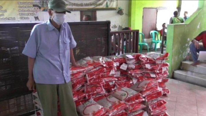 Bantuan Beras 10 kg Cuma Diberikan 5 kg, Warga Medan Satria Bekasi Kecewa: Tidak Ada Pemberitahuan
