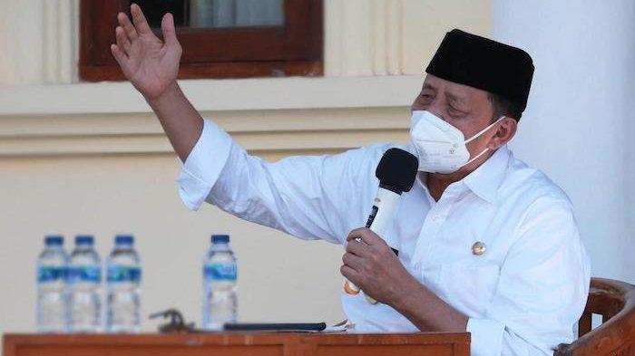 Wahidin Halim Lepas Pendistribusian 10 Ribu Paket Sembako bagi Warga Terpapar dan Terdampak Covid-19