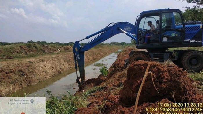 Pengerjaan Pembangunan Kolam Retensi di Rorotan Ditargetkan Rampung Desember 2020