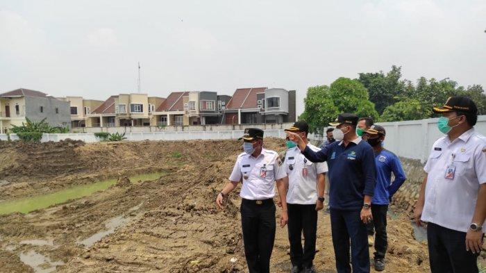 Upaya Penanggulangan Banjir dan Genangan di Ibu Kota, Bangun Kolam Retensi hingga Waduk